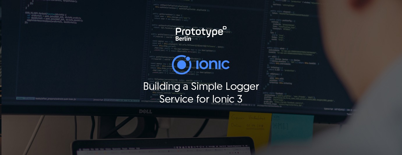 Building a Simple Logger Service for Ionic 3